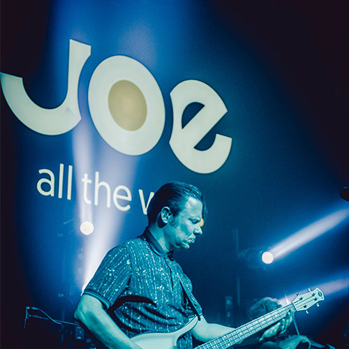 Joe – All the Way