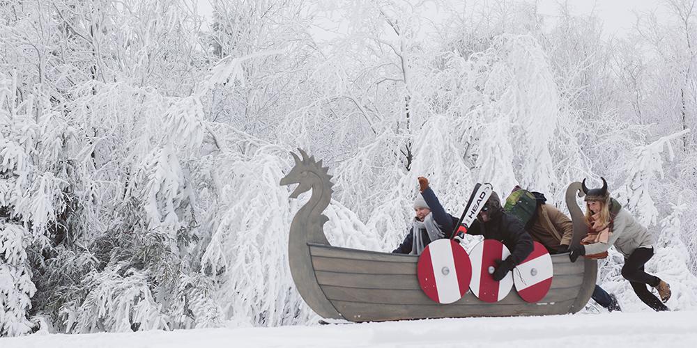 Mobile Vikings Drakkar